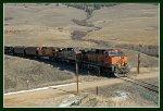 BNSF 1109 East