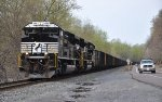 NS 630 with new engines EMD SD70ACe NS 1005 NS 1017