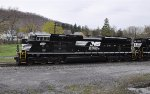 New NS SD70ACe 1017