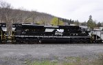 New NS SD70ACe 1005