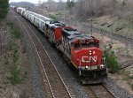 CN 332 at Mile 5.8 Strathroy Sub.