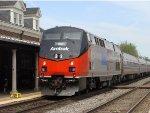 Amtrak 156 Phase 1 Heritage Unit at Alexandria Station