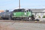 BNSF 2910 at Richland Jct.