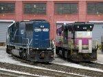 HLCX 5998 & MBTA 1117
