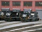 NS 2709 & NS 5258