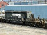 NS EMD SD40-2 6120
