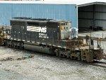 NS EMD SD40-2 6078