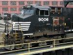 NS GE C40-9W 9006