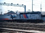 NJT 4301 NJT 4655 Assigned to Yard