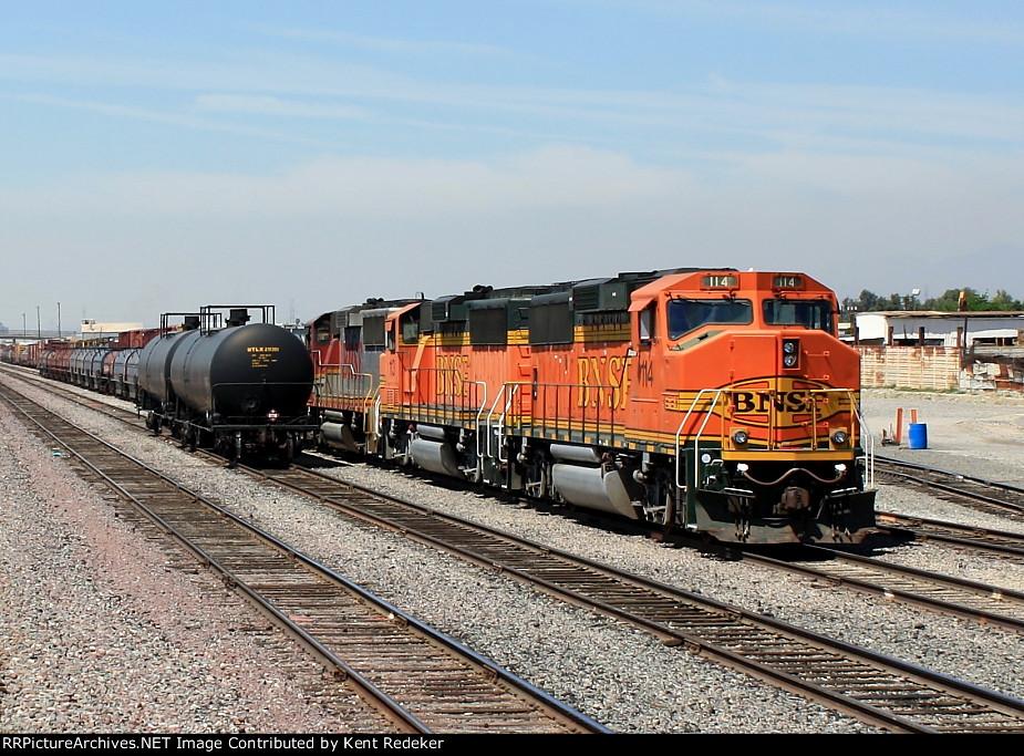 BNSF 114