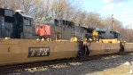 AC4400CW 6246 With CSX Q410