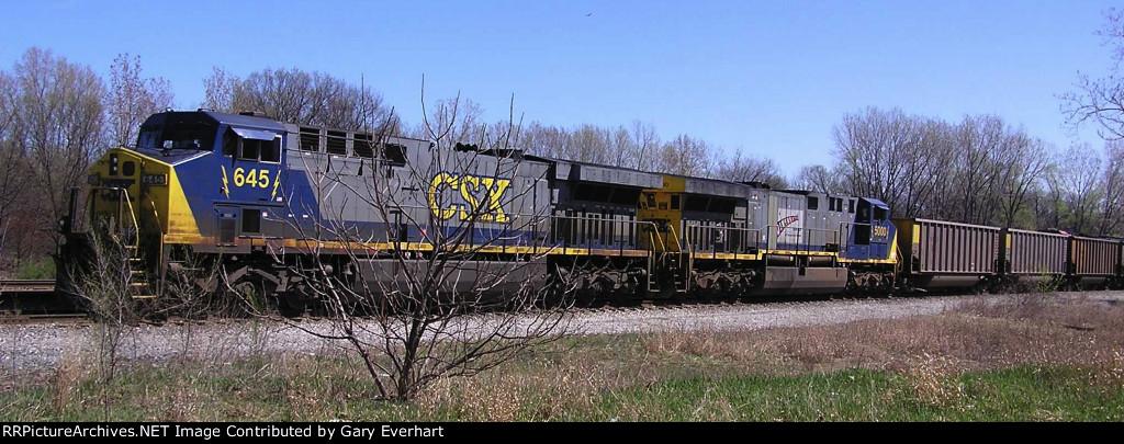 CSX 645 and CSX 5000