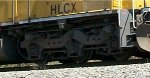 HLCX 5956, lead truck,