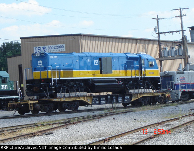 ALCOA Locomotive E3000-C