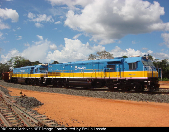 ALCOA Locomotives E3000-C