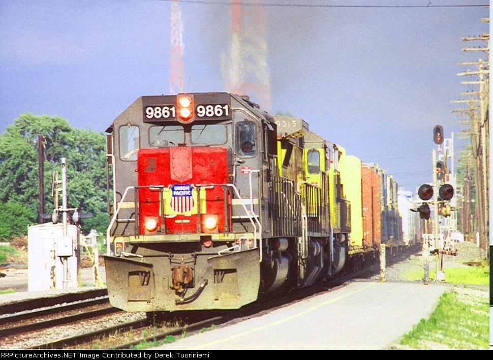 UP 9861