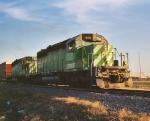 BNSF 7008
