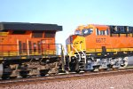 BNSF 6677 zooms by me as she heads eastbound as a #2 unit on a Hot Z.