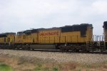 UP SD70M 4016