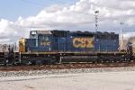CSX 8400