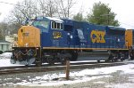 Brand New CSX SD70MAC #4720