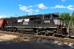 ROSTER SHOT:  NS EMD SD60E #6926