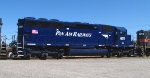 ROSTER SHOT: Pan Am/MEC #601