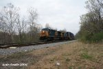 CSX Southbound at Danville Ill