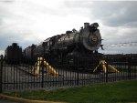 Steam Locomotives in Strasburg PA