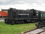 Baldwin Locomotive Works 1200