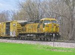 Ex C&NW 6720.   { UP's  Mankato Sub}