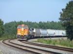 BNSF 4459 on track 2