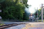 MCS 122 leaves Donelson station for Hermitage