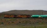 BNSF 4387 West