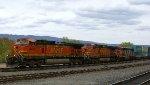 BNSF 4419 West