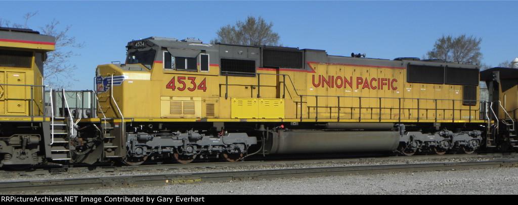 UP 4534