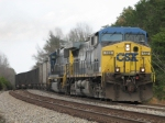 Mar 12, 2006 - CSX 122 leads train V360