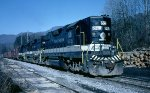 Southern 5218, Addie, NC