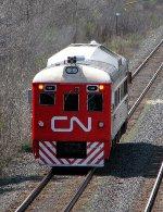 CN 491 at Mile 5.8 Strathroy Sub.