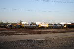 CSX power in Oak Island Yard