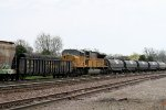 Eastbound UP Freight Mid-Consist DPU
