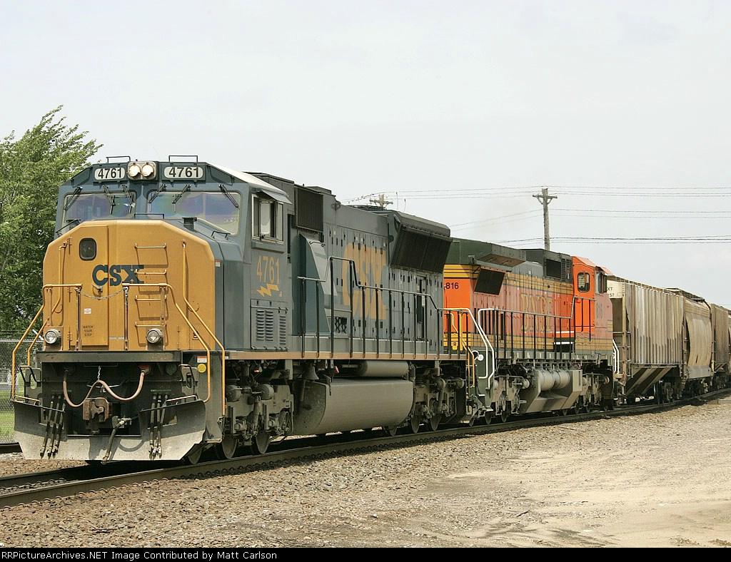 CSX 4761