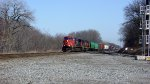 CN 2614 Westbound