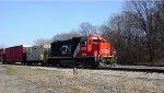 CN / GTW 5850 Westbound