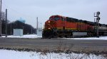 BNSF 6407 Eastbound