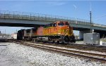 BNSF 5274 Eastbound Light