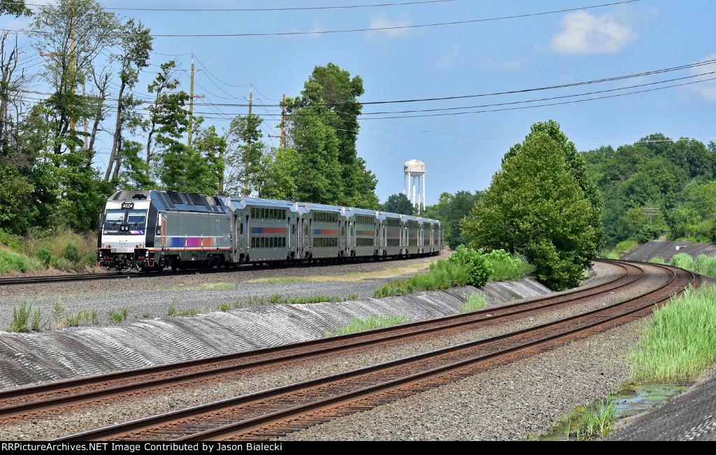 Raritan Valley Line and the Lehigh Line