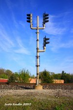 Williamsport Block Signal