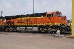BNSF ES44DC #7212