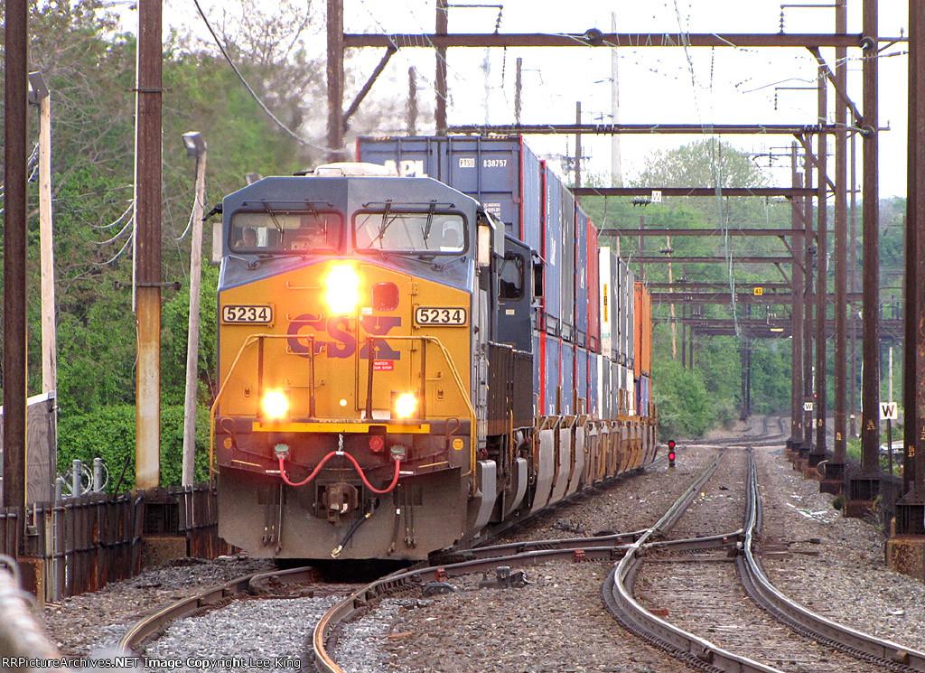 CSX 5234 Q191-06